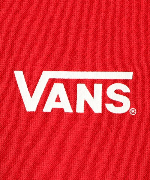 green label relaxing (Kids)(グリーンレーベルリラクシング(キッズ))/VANS(バンズ)OFF THE WALL BIGロゴスウェット/38125991525_img06