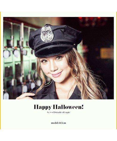 Dita(ディータ)/costume【コスチューム】USポリス(警察官)(帽子、ワンピース、ベルト、手錠/b4009_img01