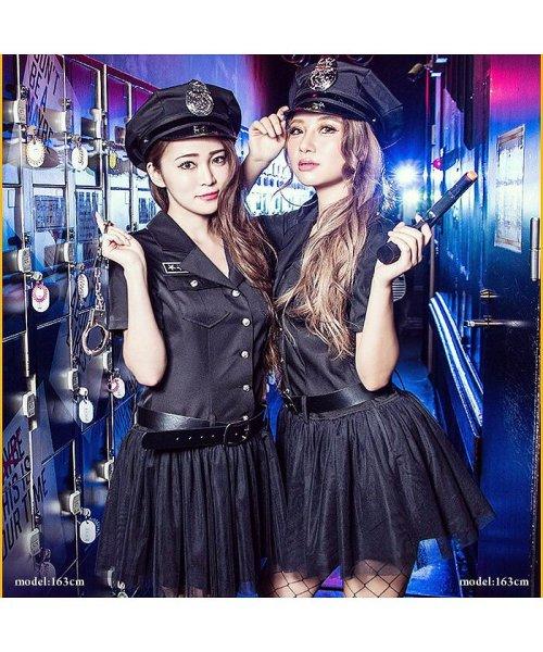 Dita(ディータ)/costume【コスチューム】USポリス(警察官)(帽子、ワンピース、ベルト、手錠/b4009_img02