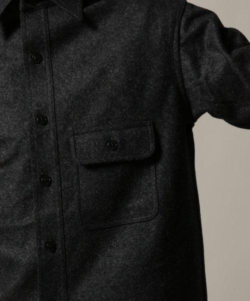 J.S Homestead(ジャーナルスタンダード ホームステッド)/Wool Flannel CPO シャツ/18050470201030_img06
