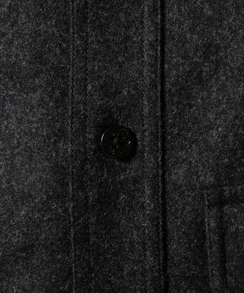 J.S Homestead(ジャーナルスタンダード ホームステッド)/Wool Flannel CPO シャツ/18050470201030_img08