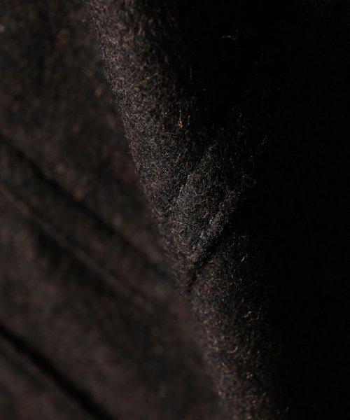 J.S Homestead(ジャーナルスタンダード ホームステッド)/Wool Flannel CPO シャツ/18050470201030_img11