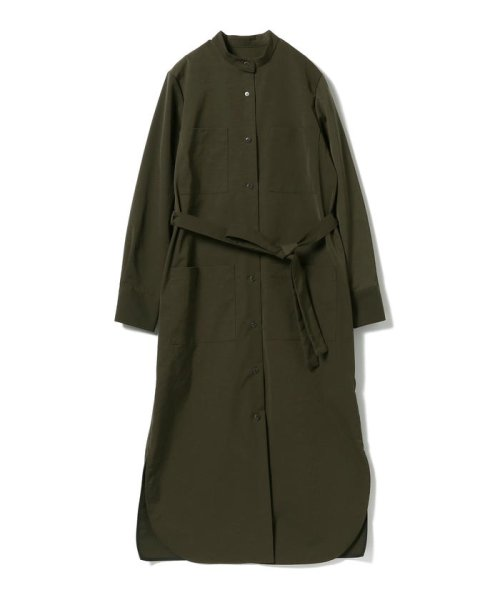 BEAMS OUTLET(ビームス アウトレット)/Demi-Luxe BEAMS / 4ポケット シャツワンピース/68260345594_img06