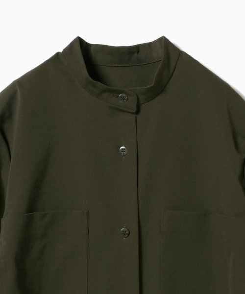 BEAMS OUTLET(ビームス アウトレット)/Demi-Luxe BEAMS / 4ポケット シャツワンピース/68260345594_img07