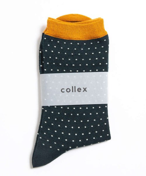 collex(collex)/collex  ピンドットソックス/60370141008_img02