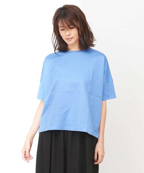 collex(collex)/綿シルケット天竺Tシャツ/60370606010_img08
