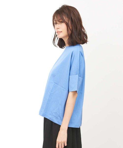 collex(collex)/綿シルケット天竺Tシャツ/60370606010_img09