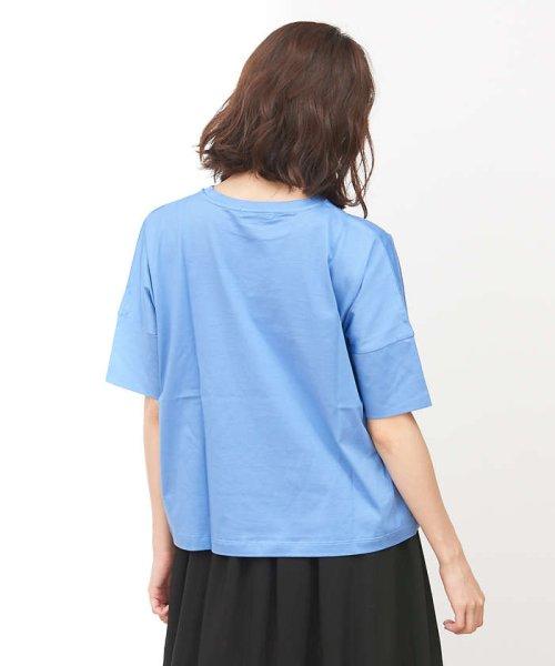 collex(collex)/綿シルケット天竺Tシャツ/60370606010_img10