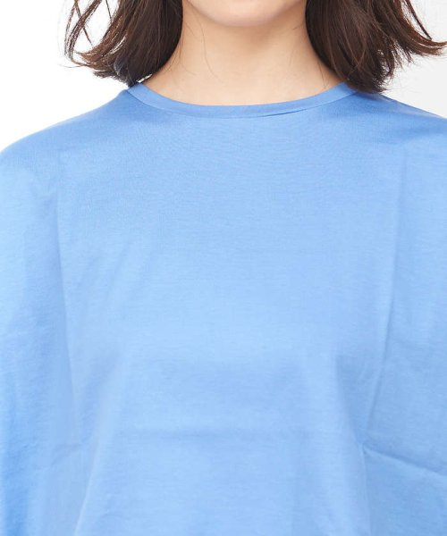 collex(collex)/綿シルケット天竺Tシャツ/60370606010_img11