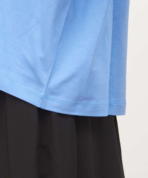 collex(collex)/綿シルケット天竺Tシャツ/60370606010_img13