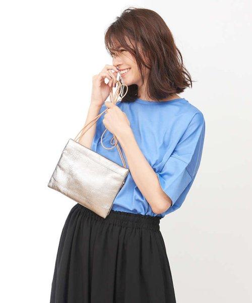 collex(collex)/綿シルケット天竺Tシャツ/60370606010_img14