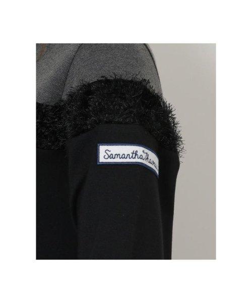 Samantha Thavasa UNDER25&NO.7(サマンサタバサアンダー)/クロスフォーム地タートルネック/00761821300101_img06
