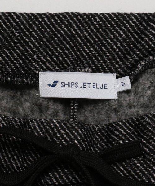 SHIPS JET BLUE(シップス ジェットブルー)/SHIPS JET BLUE: ウールライク フリースジョガーパンツ/123150301_img09