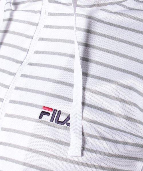 FILA(フィラ)/メッシュボーダーパーカー/446608_img17