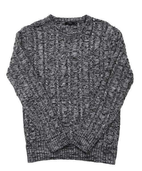 JIGGYS SHOP(ジギーズショップ)/ケーブルニットセーター / ニット メンズ セーター ケーブルニット/201375_img08