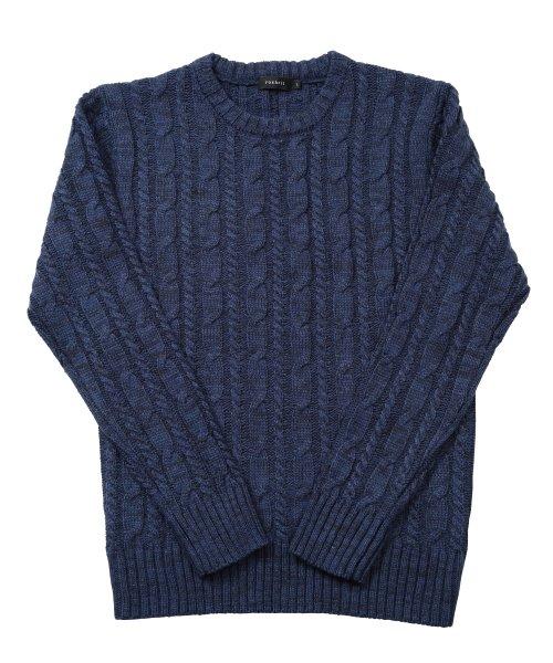 JIGGYS SHOP(ジギーズショップ)/ケーブルニットセーター / ニット メンズ セーター ケーブルニット/201375_img10