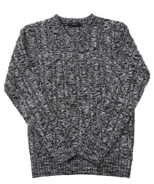 JIGGYS SHOP(ジギーズショップ)/ケーブルニットセーター / ニット メンズ セーター ケーブルニット/201375_img25