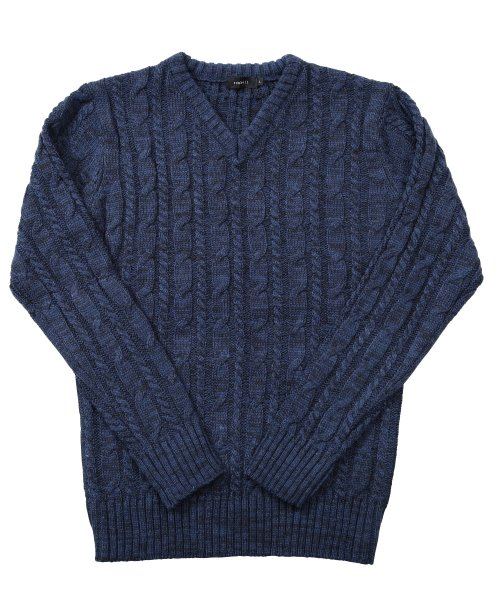 JIGGYS SHOP(ジギーズショップ)/ケーブルニットセーター / ニット メンズ セーター ケーブルニット/201375_img27