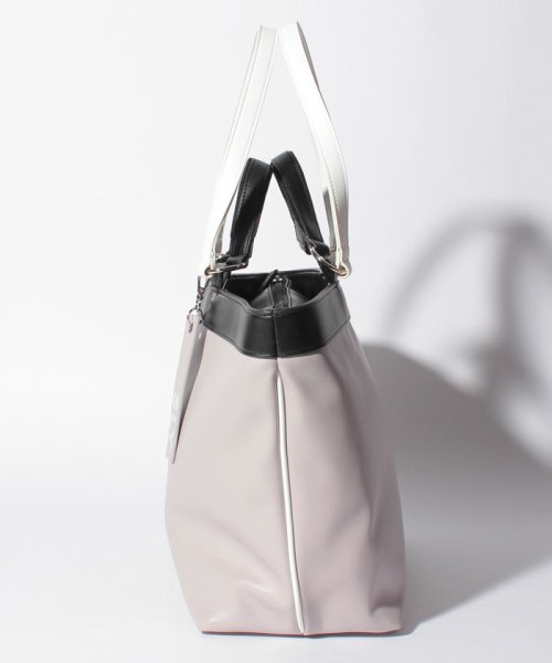 SLY(BAG)(スライ(バッグ))/【SLY】【SLY】SPORTS MIX 2WAY TOTE/S09100001_img01