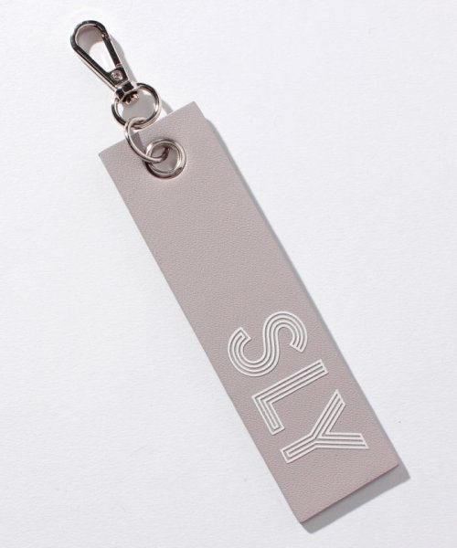 SLY(BAG)(スライ(バッグ))/【SLY】【SLY】SPORTS MIX 2WAY TOTE/S09100001_img05