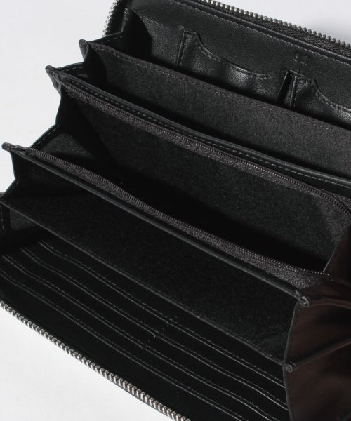 SLY(BAG)(スライ(バッグ))/【SLY】【SLY】SPORTS MIX ROUND WALLET/S09200003_img03