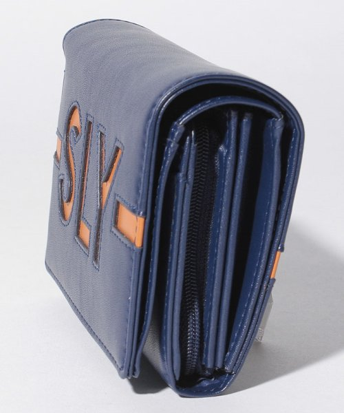 SLY(BAG)(スライ(バッグ))/【SLY】【SLY】LOGO WALLET FLAP WALLET/S09200013_img01