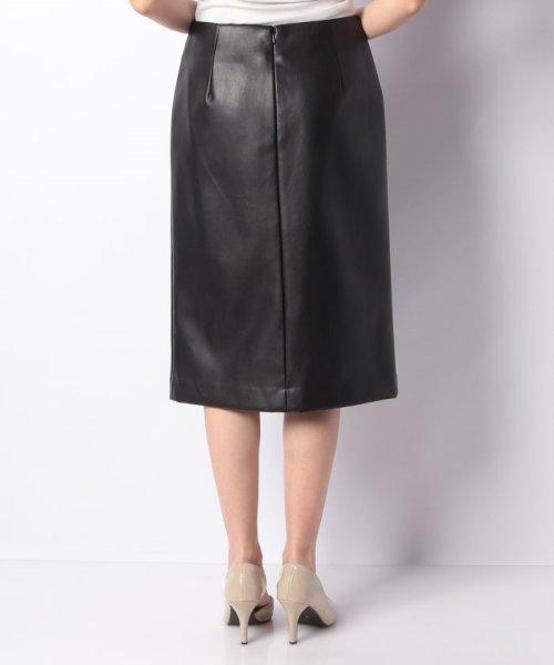 LAPINE BLEUE(ラピーヌ ブルー)/ロイヤルレザータイトスカート/239545_img02
