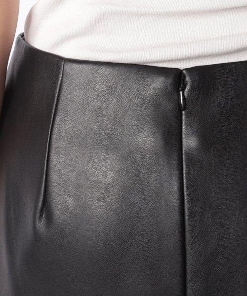 LAPINE BLEUE(ラピーヌ ブルー)/ロイヤルレザータイトスカート/239545_img04