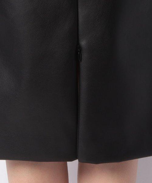 LAPINE BLEUE(ラピーヌ ブルー)/ロイヤルレザータイトスカート/239545_img06