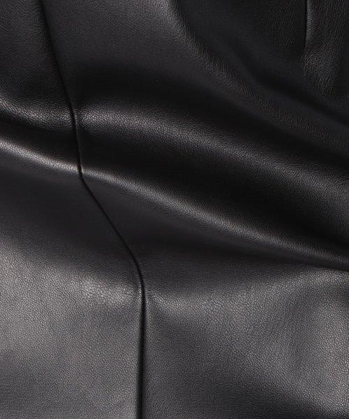 LAPINE BLEUE(ラピーヌ ブルー)/ロイヤルレザータイトスカート/239545_img07