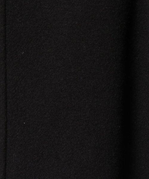 coen(コーエン)/カバーリングウールショートモッズコート(ブラック⇒WEB限定カラー)/75606058115_img37