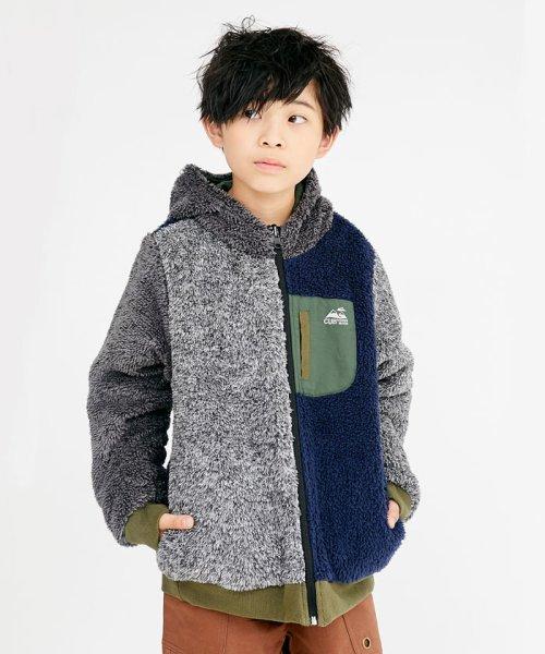 KRIFF MAYER(Kids)(クリフメイヤー(キッズ))/ひっくりパーカー(120~160cm)/KC1826650K_img06