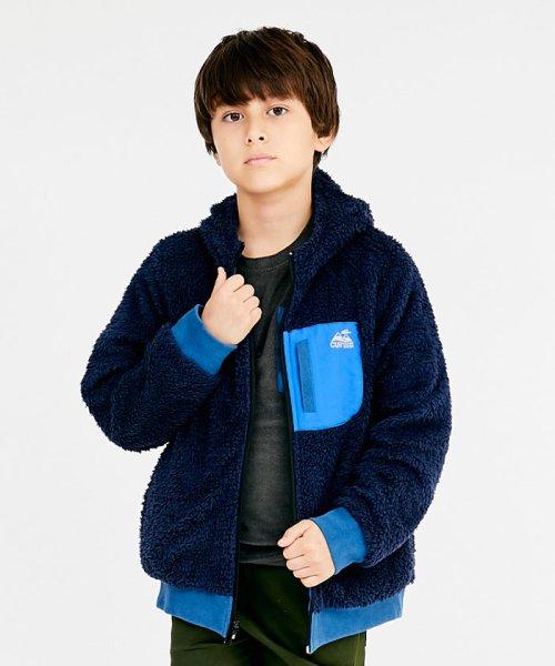 KRIFF MAYER(Kids)(クリフメイヤー(キッズ))/ひっくりパーカー(120~160cm)/KC1826650K_img07
