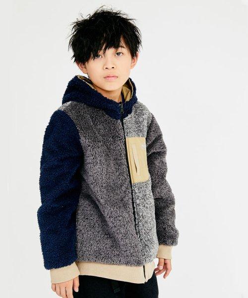 KRIFF MAYER(Kids)(クリフメイヤー(キッズ))/ひっくりパーカー(120~160cm)/KC1826650K_img08