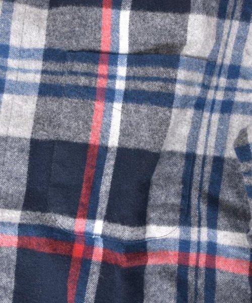 SHIPS JET BLUE(シップス ジェットブルー)/SHIPS JET BLUE: チェック レギュラーカラーネルシャツ/121160023_img03