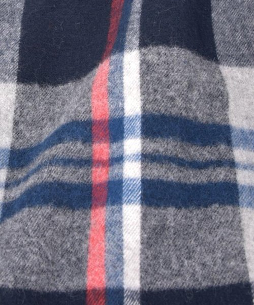SHIPS JET BLUE(シップス ジェットブルー)/SHIPS JET BLUE: チェック レギュラーカラーネルシャツ/121160023_img04