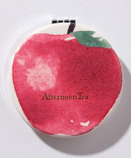 Afternoon Tea LIVING(アフタヌーンティー・リビング)/りんごミニミラー/FS8618309562_img01