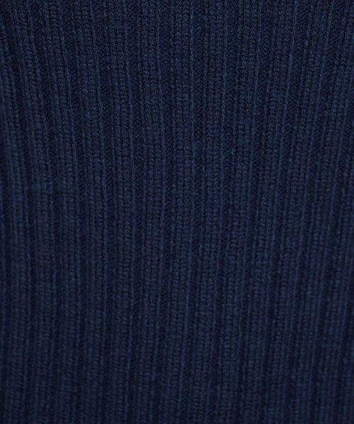 ROPE' PICNIC(ロペピクニック)/★【松岡茉優さん着用アイテム】リブ切り替えプルオーバー/GDM58710_img06