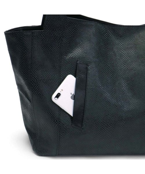 aniary(アニアリ)/アニアリ トート aniary スケイルレザー Scale Leather ヘビ柄 革 18-02000/ANY-18-02000_img08