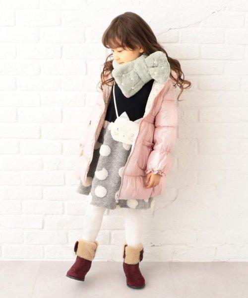 anyFAM(KIDS)(エニファム(キッズ))/【KIDS】ポリエステルシレー/ポリエスエルタフタプリント コート/SCFKYW0441_img14