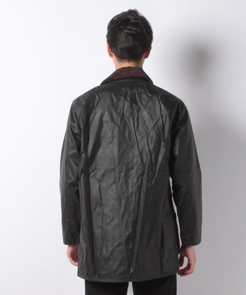 Barbour(バブアー)/Barbour Men's Beaufort Wax Jacket/MWX0017SG91_img02