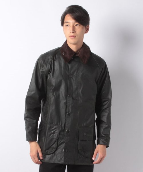 Barbour(バブアー)/Barbour Men's Beaufort Wax Jacket/MWX0017SG91_img11