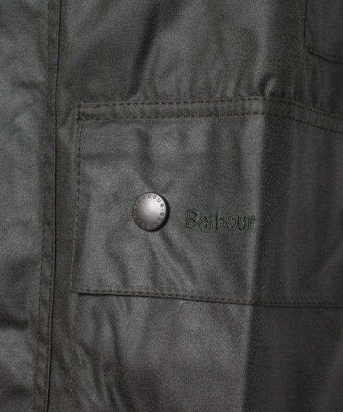 Barbour(バブアー)/Barbour Men's Beaufort Wax Jacket/MWX0017SG91_img12