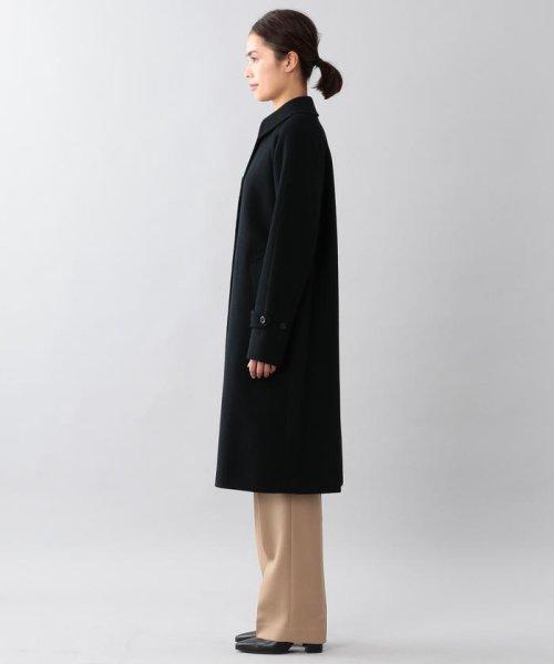 SANYO COAT(サンヨーコート)/<Rain Wool>ウールカシミヤバルマカーンコート/T1B10834--_img01