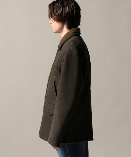Journal Standard TRISECT(ジャーナルスタンダード トライセクト)/AMERICAN MOUTON RANCH COAT/18011640013030_img03