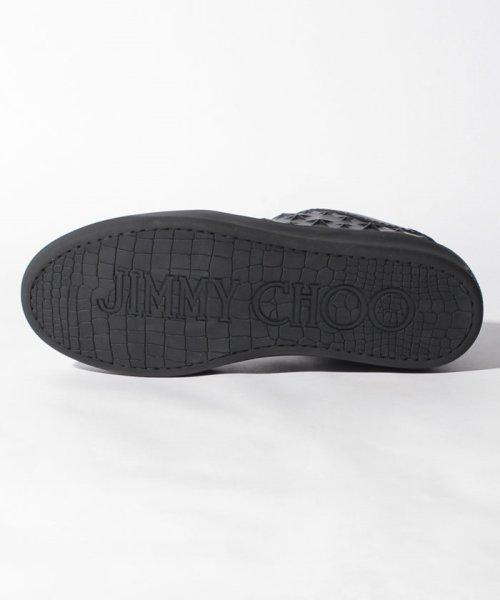 JIMMY CHOO(ジミーチュウ)/【MEN】【JIMMYCHOO】スターエンボス  スポーツ カーフレザー・ローカットスニーカー/ACEAOA_img03