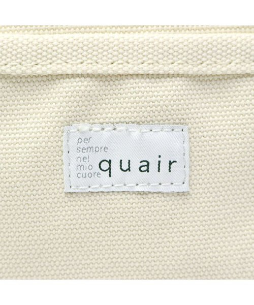 quair(クアー)/クアー トートバッグ quair エノン enon キャンバス トート 布 コットン Q206-2007/quair-Q206-2007_img12