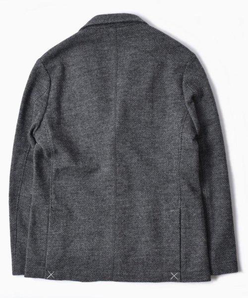 SHIPS MEN(シップス メン)/SC: BALANCIRCULAR(R) ツイード調 ジャージー ジャケット/117040279_img01