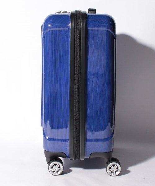 Travel Selection(トラベルセレクション)/スーツケース フロントオープン ポライト S 機内持ち込み対応サイズ/7420342_img05