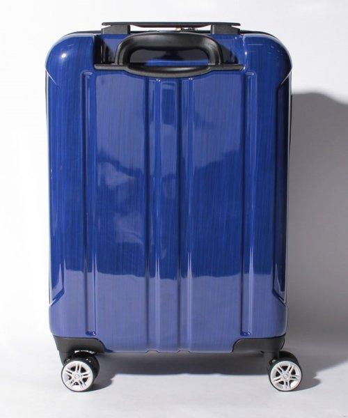 Travel Selection(トラベルセレクション)/スーツケース フロントオープン ポライト S 機内持ち込み対応サイズ/7420342_img06